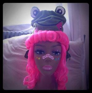 4/$20 Hadeko Decora Froggie Kawaii Hat